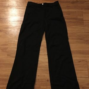 Gap Black dress pants